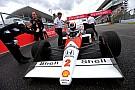 Galería: el día que un McLaren-Honda campeón volvió a Suzuka