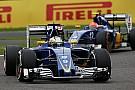 Сайнс предрек Sauber отставание