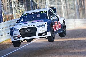World Rallycross Son dakika Ekstrom: 'Şampiyonadaki liderliğim bir anda eriyebilir'