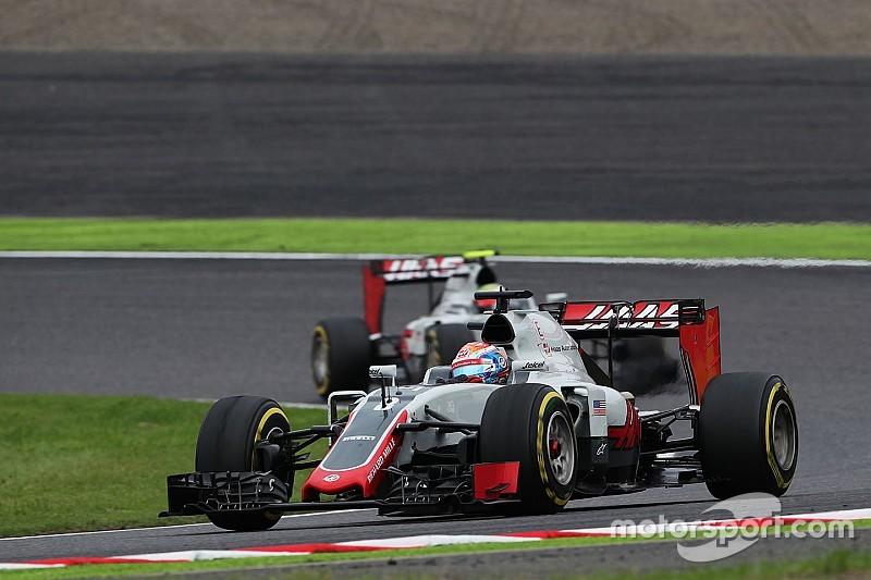 """Haas-Teamchef: """"Das Team hat echte Fortschritte gemacht"""""""