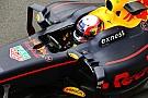Gasly prueba para Pirelli en Abu Dhabi