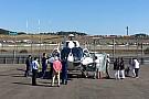 Lorenzo per helikopter naar ziekenhuis voor CT-scan