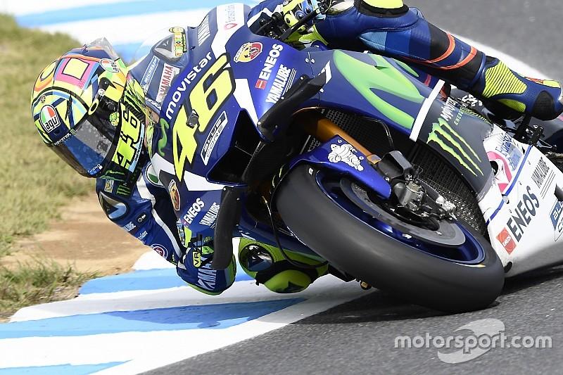 Marquez sbaglia e Valentino ne approfitta: la pole di Motegi è sua!