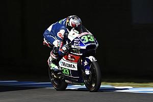 Moto3 Gara Finalmente Bastianini a Motegi: Enea piega Binder in Giappone