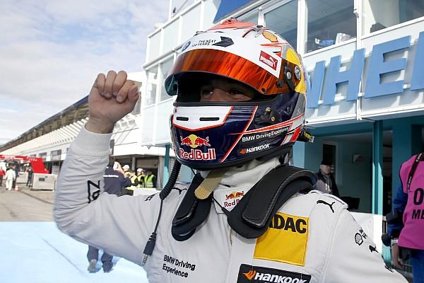 DTM 霍根海姆收官战第二轮排位赛:达科斯塔再夺杆位,惠特曼和莫塔拉从同排发车