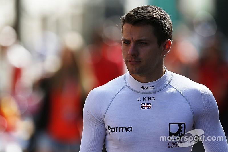 King akan lakukan debut latihan F1 bersama Manor di Austin