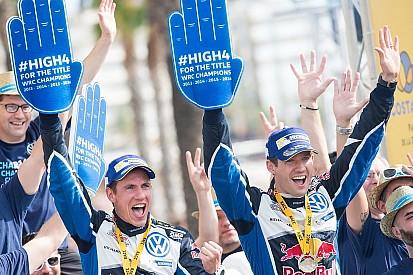 Fotogallery: Ogier e Ingrassia 4 volte campioni del mondo WRC
