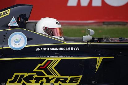 Shanmugam eyes Carrera Cup Asia post enlistment in 2019