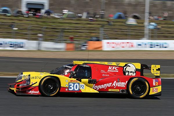 Blomqvist gabung bersama tim LMP2 ESM di Shanghai