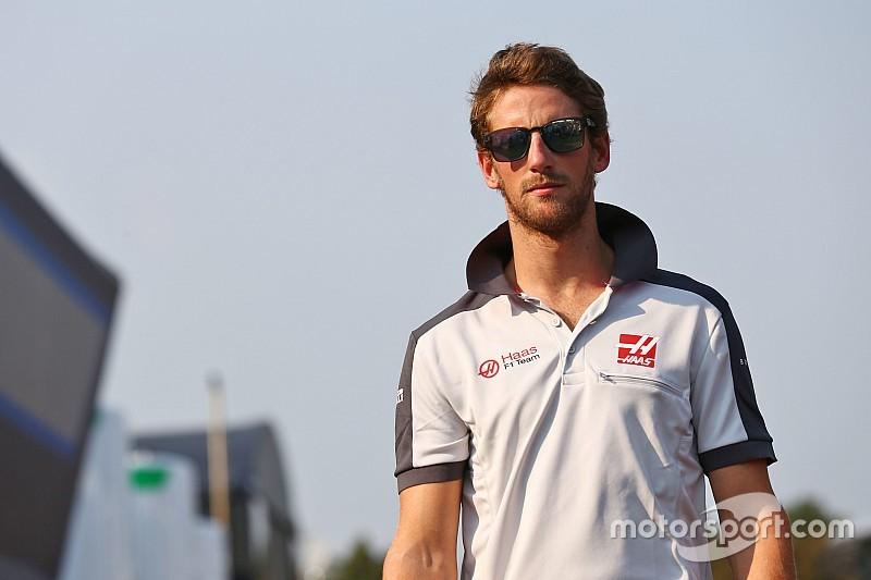 """Grosjean - """"100 Grands Prix, c'est quelque chose dans une vie!"""""""