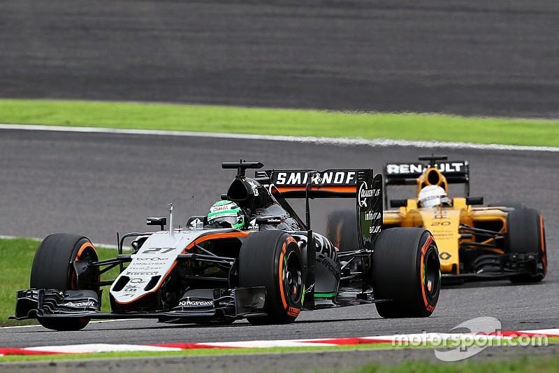Хюлькенберг рассчитывает бороться за победы с Renault