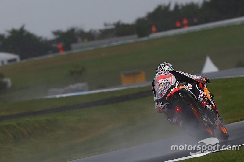 MotoGPとMoto2クラスのFP3セッション時間拡大。改訂スケジュール発表