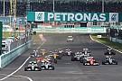 Formel 1: Neues System erkennt abgewürgte Autos in Startaufstellung