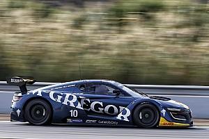 GT Qualifiche Steijn Schothorst centra la pole nella categoria Pro all'Estoril