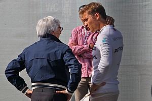 Fórmula 1 Entrevista Para Ecclestone, título de Rosberg será ruim para F1