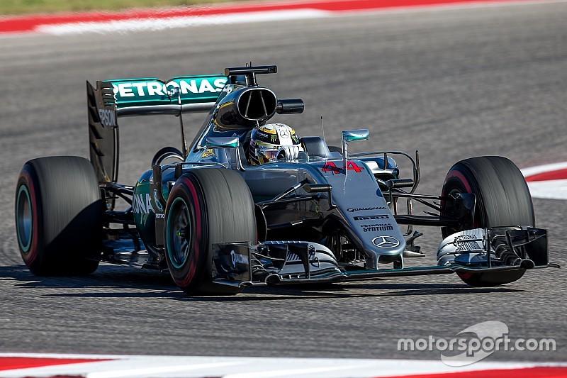 Mercedes langgar jam malam untuk perbaiki sistem bahan bakar Hamilton