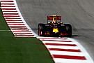 Verstappen uitvaller in Amerikaanse Grand Prix