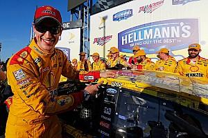 NASCAR Cup Actualités Joey Logano passe à la phase suivante du Chase