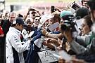 Para Massa, los fans en México