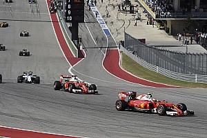 Formule 1 Actualités Ferrari - Les circuits à fort appui ne nous sont pas favorables