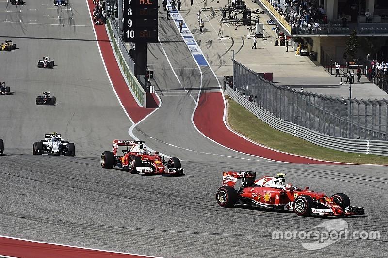 Ferrari - Les circuits à fort appui ne nous sont pas favorables