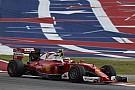 Ferrari asegura que centrarse en pistas como Austin sirve de poco