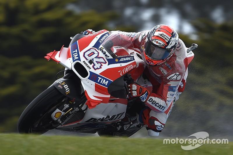 Ducati veut une moto moins physique en 2017