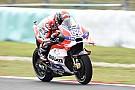 MotoGPマレーシアGP予選:雨の予選でドヴィツィオーゾがポール。マルケスはフロントローを逃す