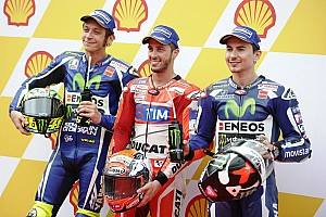 MotoGP 排位赛报告 MotoGP雪邦站排位赛:多维齐奥索湿地中夺得杆位