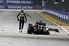 """霍肯伯格:第一圈撞车退赛""""很痛苦"""""""