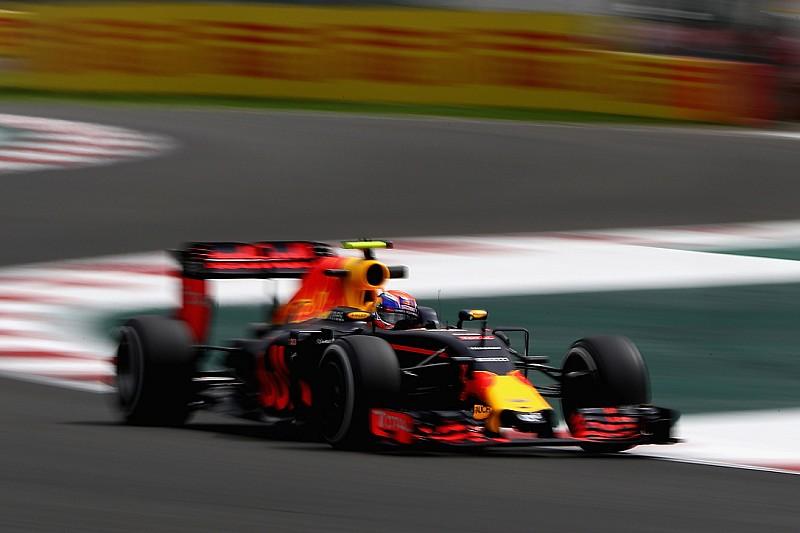 Formel 1 in Mexiko: Max Verstappen Schnellster im Abschlusstraining