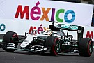 Formel 1 in Mexiko: Lewis Hamilton erobert die Pole-Position