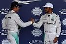Mercedes mesure sa responsabilité dans la lutte pour le titre