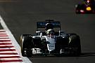 Hamilton is zich bewust van dreiging Red Bull bij de start
