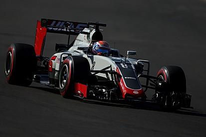 Grosjean arrancará desde el pit lane en México