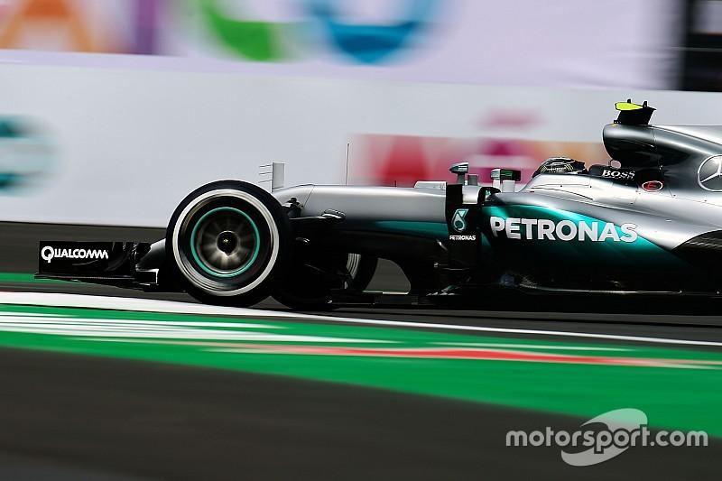 """Rosberg: """"En la primera vuelta creí que mi coche se rompía en pedazos"""""""