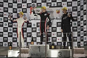 سباقات الحلبات تقرير السباق فريق موتوبارك يفوز بالجولة التحضيريّة لبطولة الفورمولا 4 الإماراتيّة