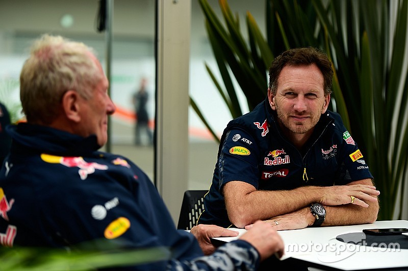 Horner espera que Vettel sea sancionado por sus insultos a Charlie Whiting