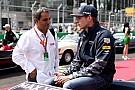 """Montoya over Verstappen: """"Hij maakt een paar mensen kwaad, maar dat is normaal"""""""
