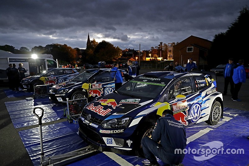 Volkswagen dejará el WRC a final de temporada