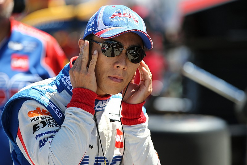 Сато договорился о переходе в Andretti