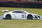 PWC Peter Kox racet met Acura NSX GT3 in Pirelli World Challenge