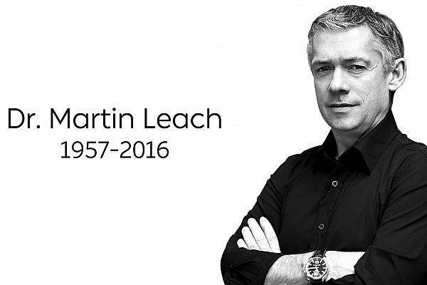 Керівник NextEV Мартін Ліч помер після боротьби з раком