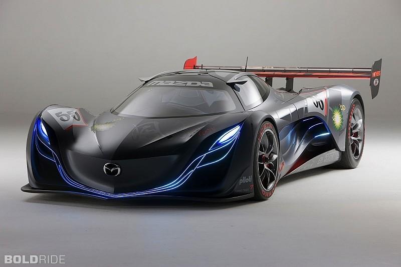Rétro - Le concept Mazda Furai de 2008