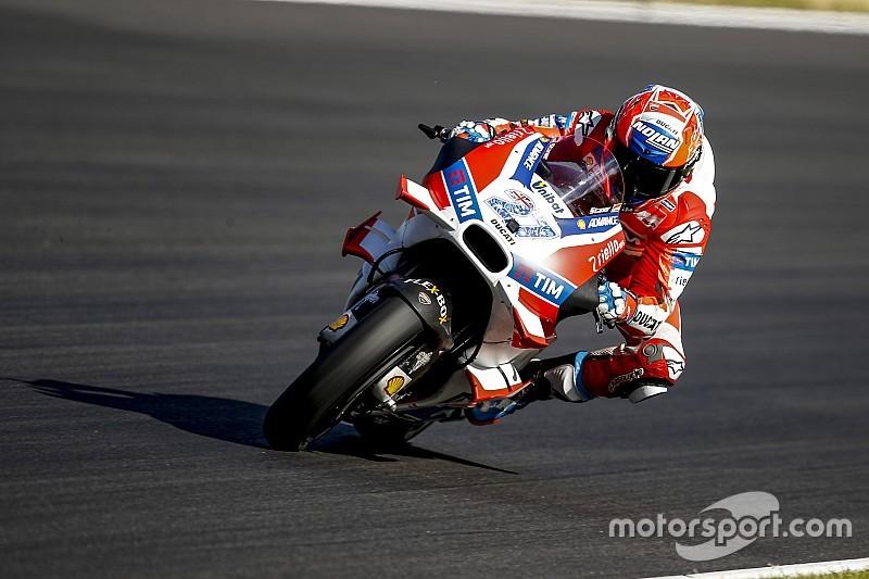 "Ducati-baas Ciabatti stellig: ""Stoner zal niet meer racen"""