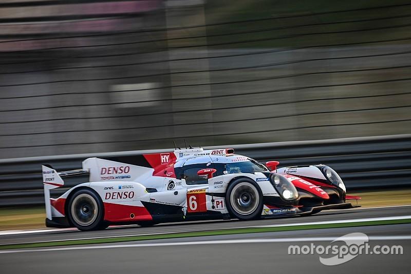 """Toyota geeft toe: """"Porsche #1 was buiten bereik"""""""