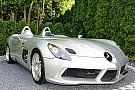 La Stirling Moss, une Mercedes plus chère qu'une Bugatti Chiron
