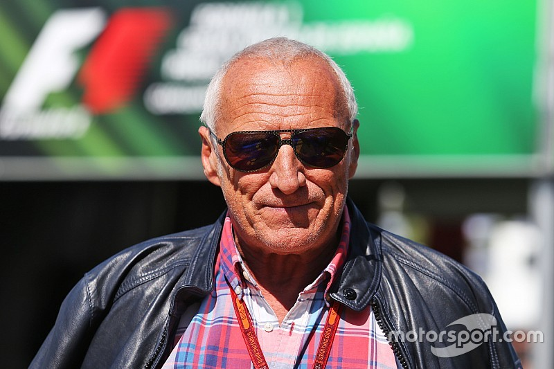 ماتيشيتز: ريد بُل لم تفكّر مطلقاً بمغادرة الفورمولا واحد