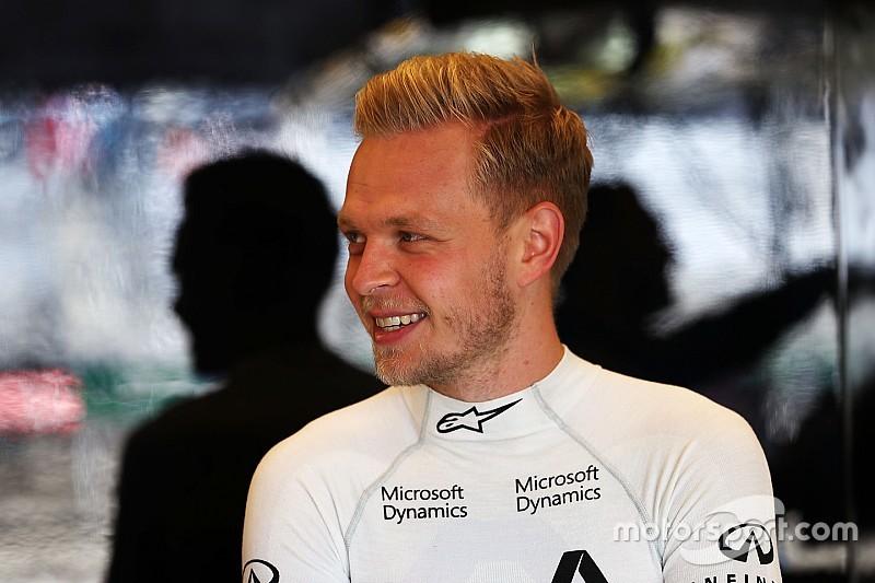 Kevin Magnussen wechselt für 2017 in der Formel 1 zu Haas
