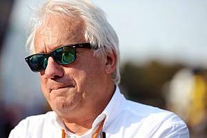 Формула 1 Новость Уайтинга позвали на пресс-конференцию пилотов
